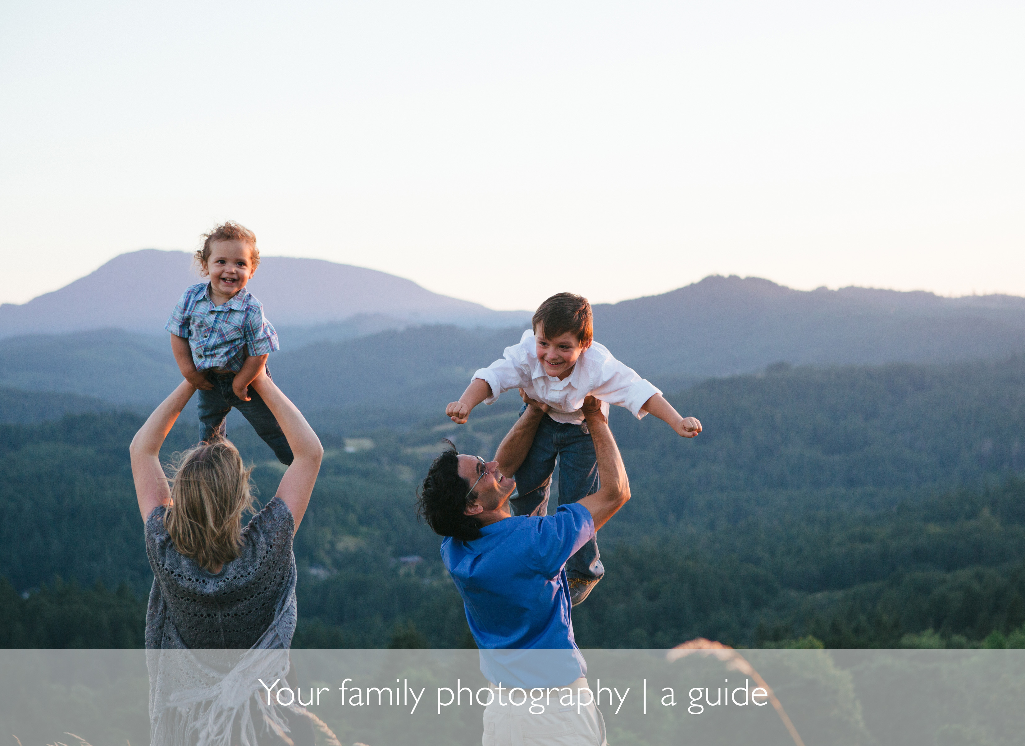 Your family photography guide corvallis family photographer